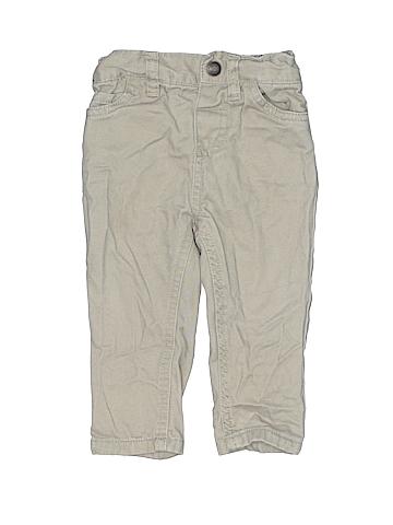 WonderKids Khakis Size 12