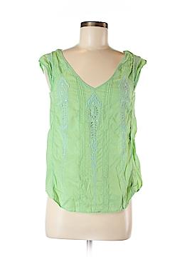 Meadow Rue Short Sleeve Blouse Size 8