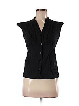 Vixen Short Sleeve Blouse Size M