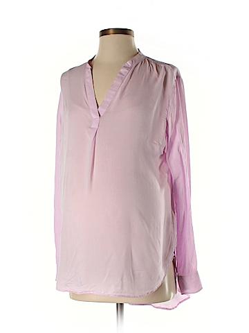 Gap - Maternity Long Sleeve Blouse Size M (Maternity)
