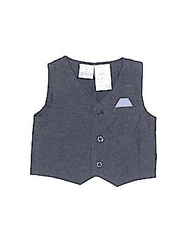 F.A.O Schwarz Tuxedo Vest Size 3 mo