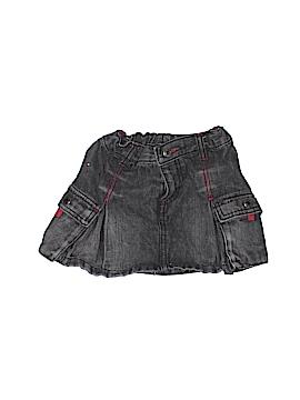 Pumpkin Patch Denim Skirt Size 4