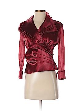 Cachet Long Sleeve Blouse Size 4