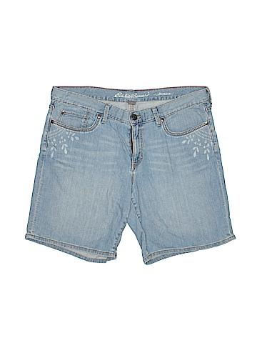 Eddie Bauer Denim Shorts Size 12