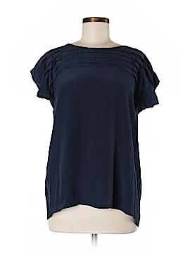 Comptoir des Cotonniers Short Sleeve Blouse Size M