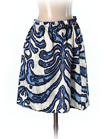 Amour Vert Silk Skirt Size S