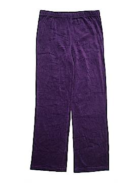 Danskin Now Velour Pants Size XL
