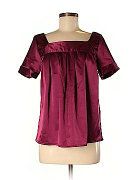 Apostrophe Short Sleeve Blouse Size S
