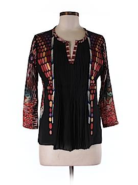 Ranna Gill 3/4 Sleeve Blouse Size S