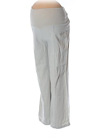 Just Living Linen Pants Size S (Maternity)