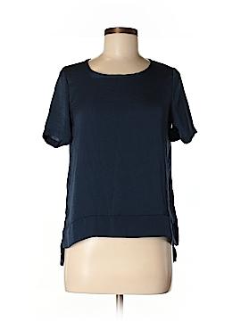 Harlowe & Graham Short Sleeve Blouse Size XS