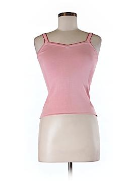 Relais Sleeveless Silk Top Size S
