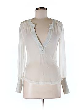 Day Birger et Mikkelsen Long Sleeve Silk Top Size 34 (EU)