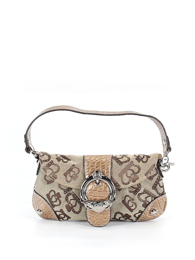 79e8daade98 Kathy Van Zeeland Print Brown Shoulder Bag One Size - 90% off   thredUP