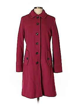 Lands' End Wool Coat Size 8