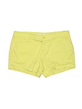 Victoria's Secret Khaki Shorts Size 4