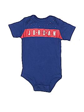 Jordan Short Sleeve Onesie Size 9-12 mo