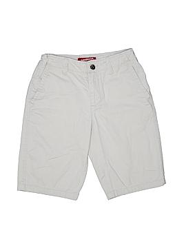 Arizona Jean Company Khaki Shorts Size 14