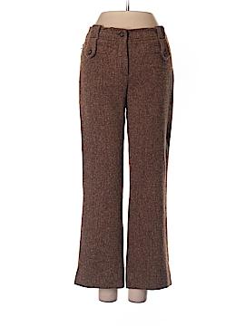 D&G Dolce & Gabbana Wool Pants Size 40 (IT)