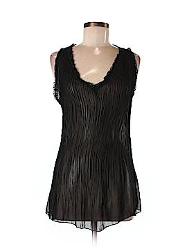 Pretty Angel Sleeveless Silk Top Size L