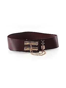 Chanel Leather Belt Size M