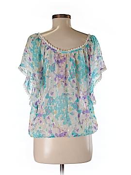 Yumi Kim Short Sleeve Blouse Size S