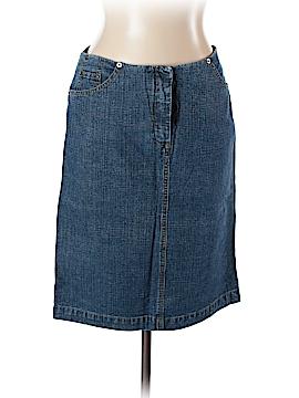 Hennes Denim Skirt Size 10
