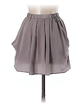Aaron Ashe Silk Skirt Size XS
