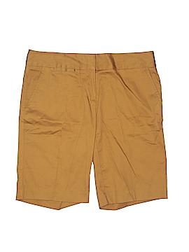 Simply Vera Vera Wang Khaki Shorts Size 6