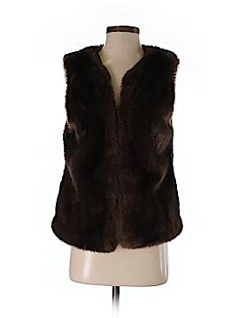 Sanctuary Faux Fur Vest Size XS