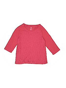 J. Khaki 3/4 Sleeve T-Shirt Size L (Youth)