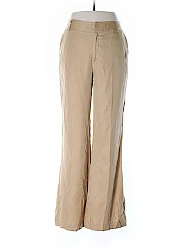 Harris/Wallace Silk Pants Size 8