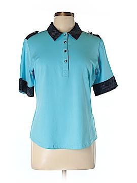 Bette&Court Short Sleeve Polo Size L