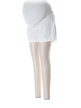 A Pea in the Pod Khaki Shorts Size XS (Maternity)