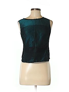Rozae Nichols Short Sleeve Blouse Size M