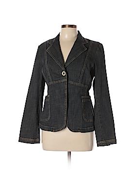 Michael Kors Denim Jacket Size 12