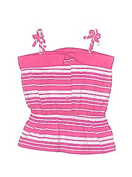Diva Sleeveless Blouse Size 3T