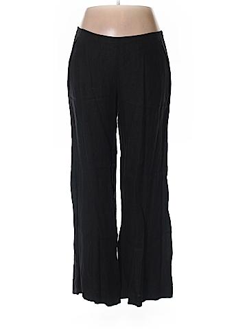 CAbi Linen Pants Size 14