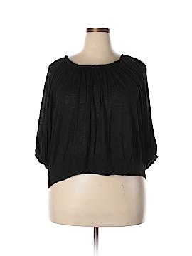 Isabella Rodriguez 3/4 Sleeve Top Size 1X (Plus)
