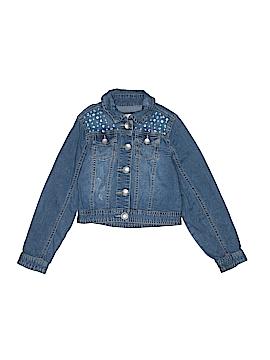 Justice Denim Jacket Size 6