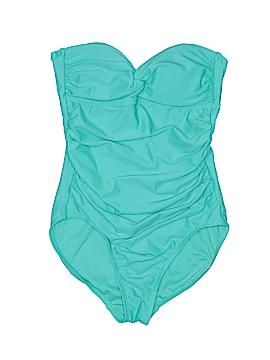 Merona One Piece Swimsuit Size S