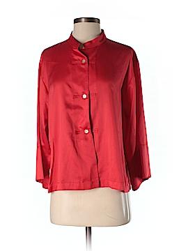 Natori 3/4 Sleeve Blouse Size M