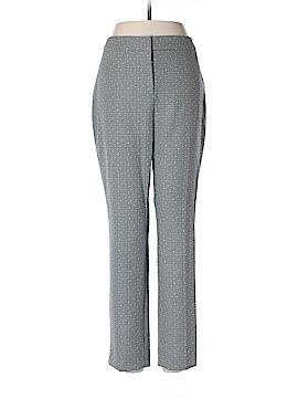 Nic + Zoe Velour Pants Size 8
