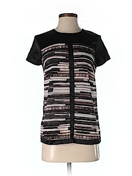 Narciso Rodriguez for DesigNation Women Short Sleeve Blouse Size XS