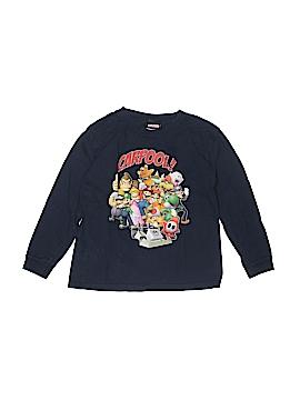 Nintendo Short Sleeve T-Shirt Size L (Youth)
