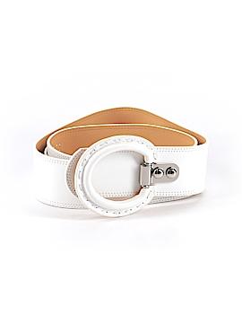 W by Worth Leather Belt Size L