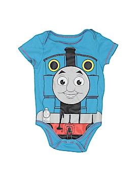 Thomas & Friends Short Sleeve Onesie Size 0-3 mo