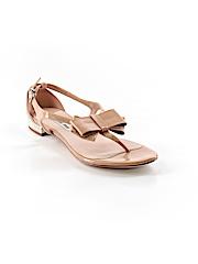 Miu Miu Women Sandals Size 35.5 (EU)