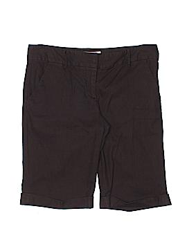 Diane von Furstenberg Khaki Shorts Size 10