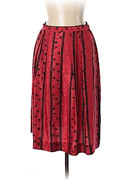 Carlisle Silk Skirt Size 12